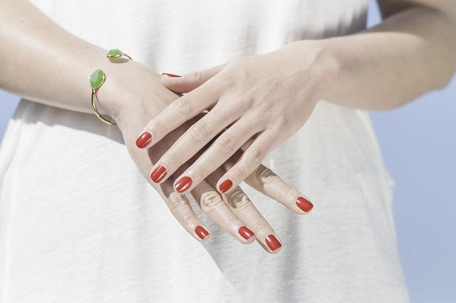 náramek na ruce