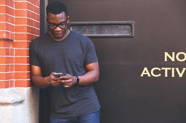 běžný uživatel mobilních služeb